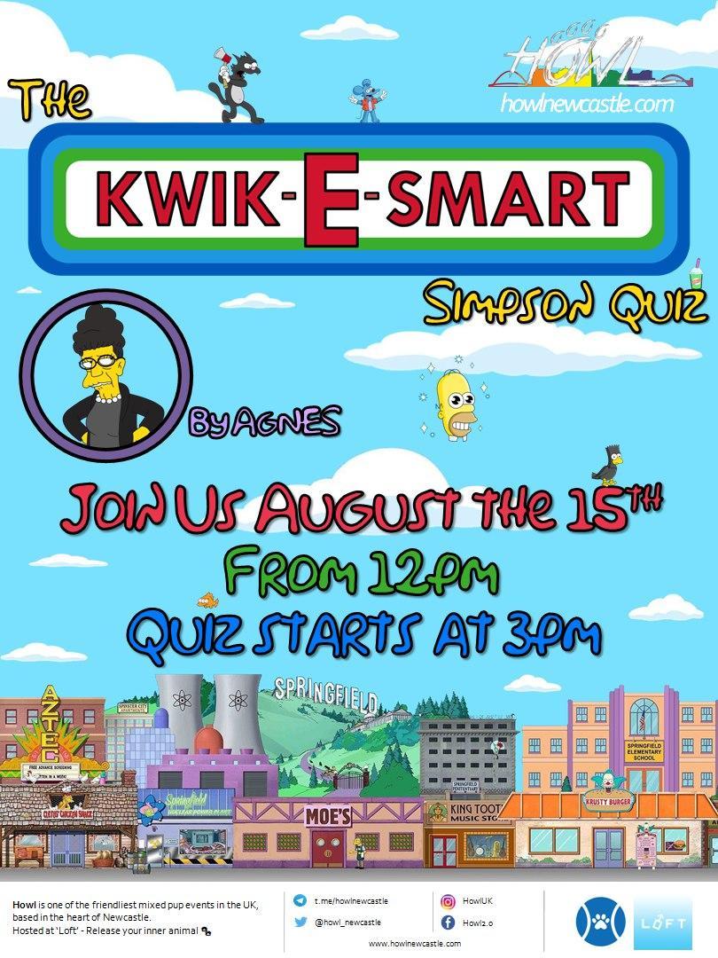 Kwik-e-smart Quiz