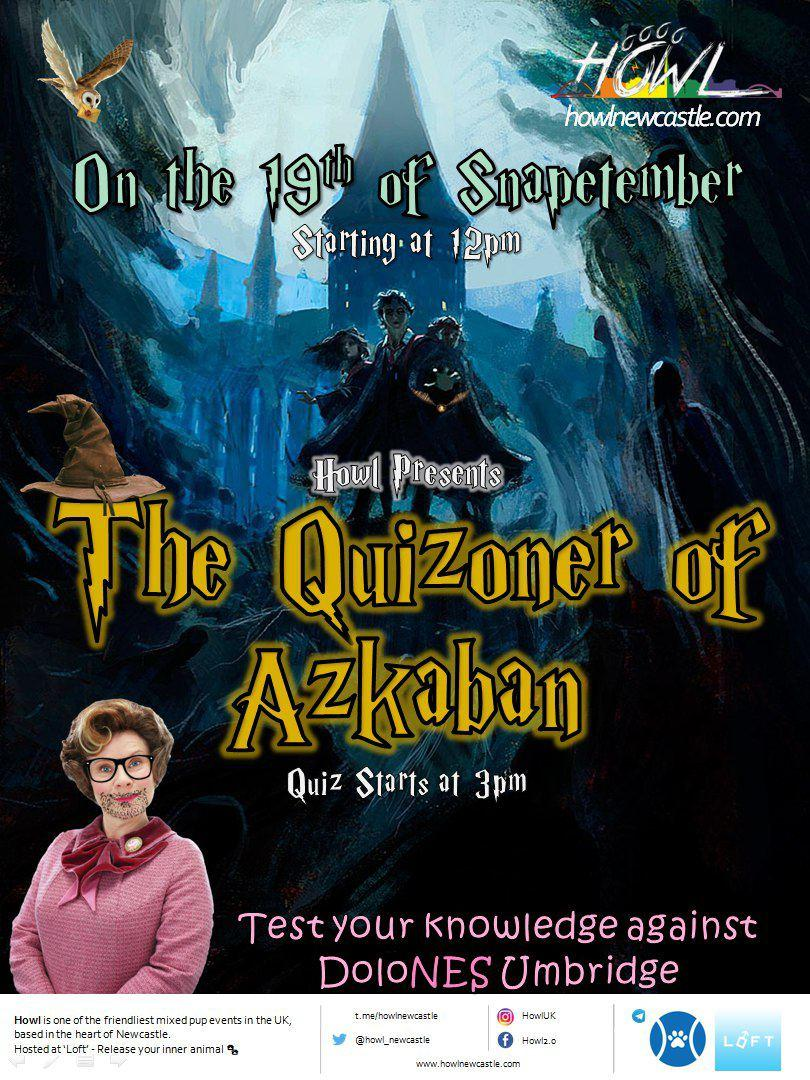 Quizoner of Azkaban