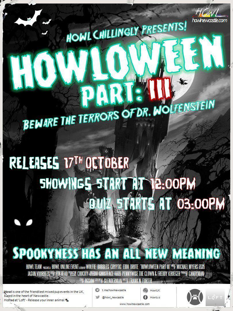 Howloween 2020 Event